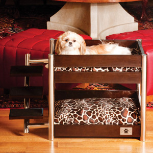 The Metropolitan Pet Bed by LazyBonezz